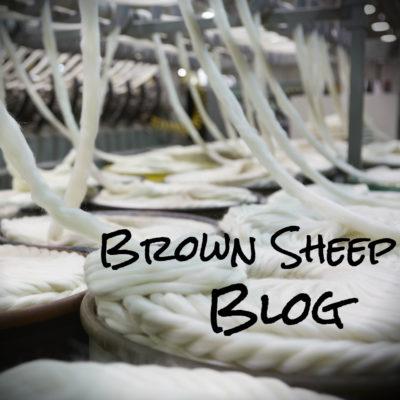 Brown Sheep Blog