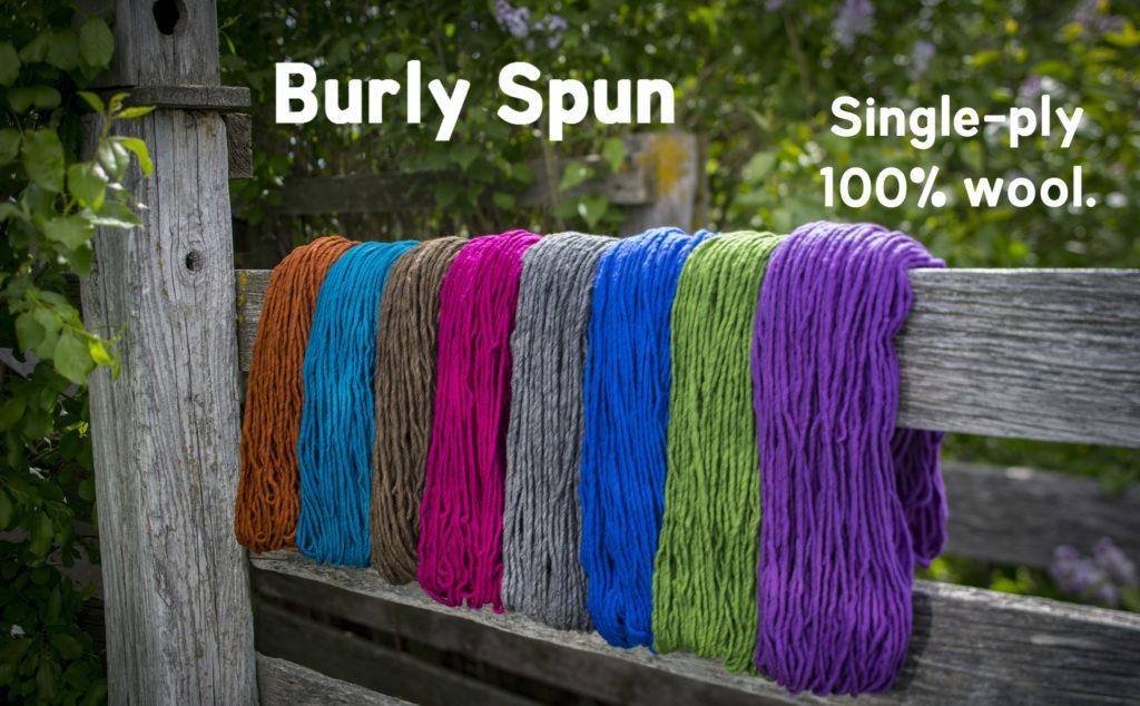 Burly Spun