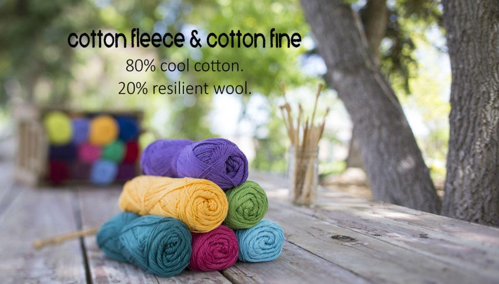 Fleece Yarn -Which Yarn Weights for Crochet?