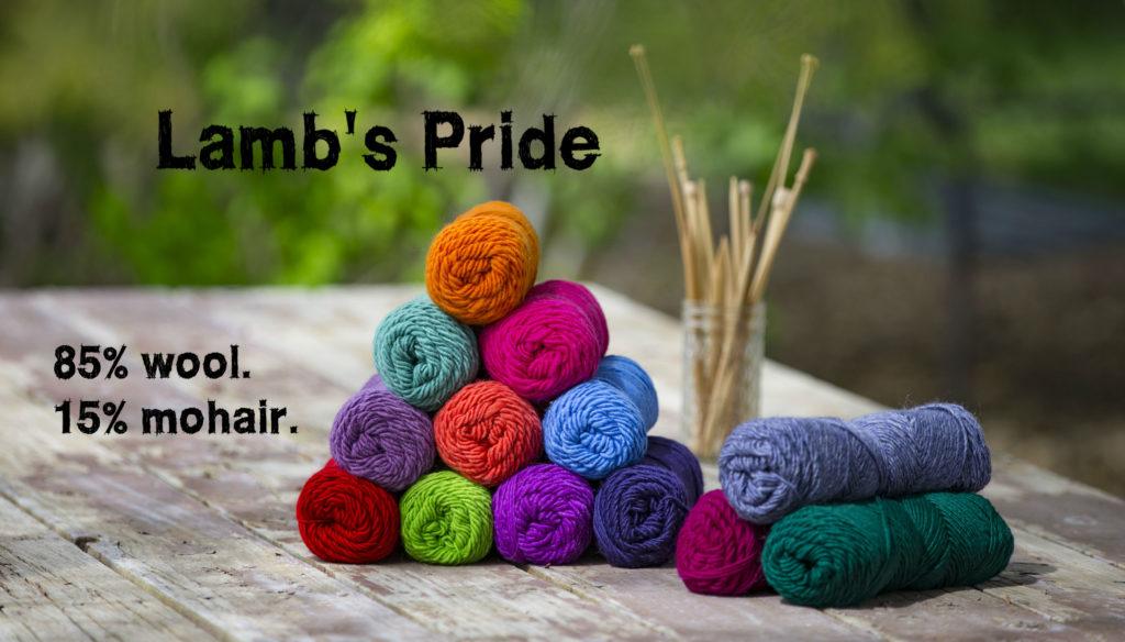 Lamb's Pride Yarn | Brown Sheep Company, Mitchell NE