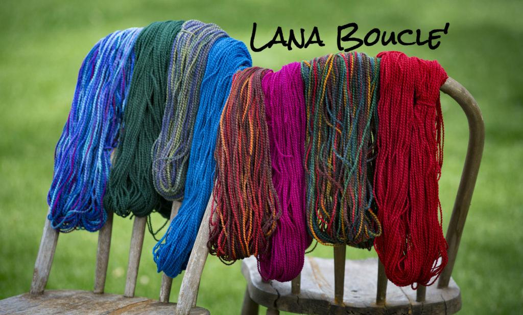 Lana Boucle