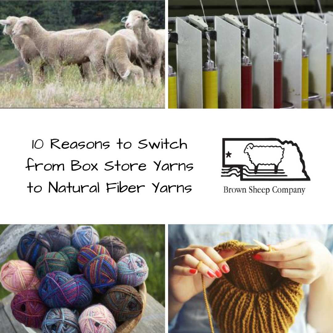 Brown Sheep Company, Mitchell NE | Yarn Mill | Made in USA
