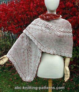 Shawl Knitting Pattern Round-up | Brown Sheep Company, Inc