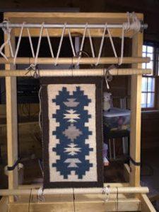 Week-long Weaving Workshop at the Brown Sheep Fiber Arts